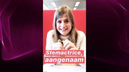 VIDEO: StuBru-stem Eva De Roo toont haar verborgen talenten