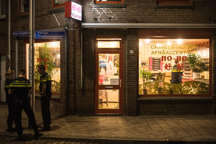 Chinees afhaalcentrum Ho-Ho in Tilburg overvallen.