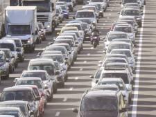 Flinke vertraging op N18 richting Varsseveld door ongeluk neemt af