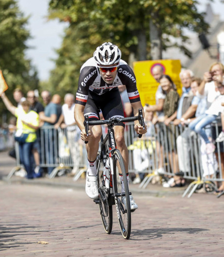 In Etten-Leur is Dumoulin Thomas wel te snel af