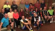 Leden Vlaamse werkgroep De Vrede zijn in vorm voor het Gordelfestival