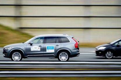 Slechts enkele zelfrijdende auto's kunnen verkeer al pak vlotter maken