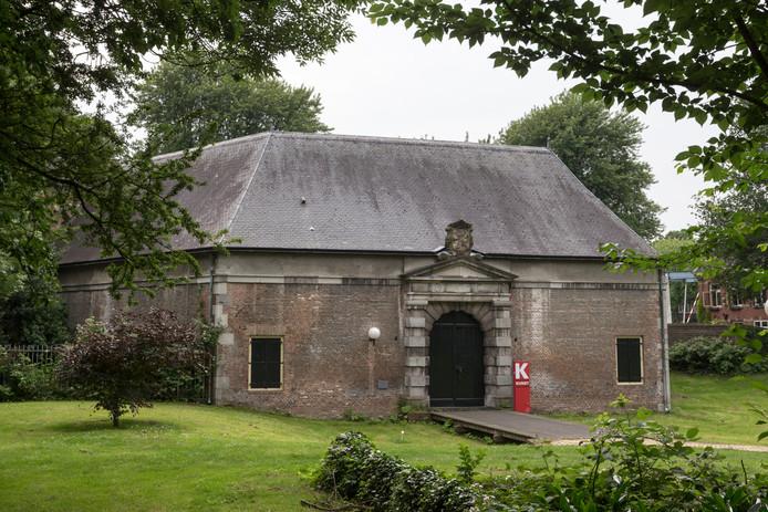 Het Kruithuis aan de Citadellaan in Den Bosch moet vesting- en watermuseum worden.