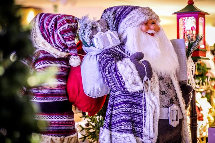 Brugge kerstwinkels: pop up kerstwinkel Zuidzandstraat