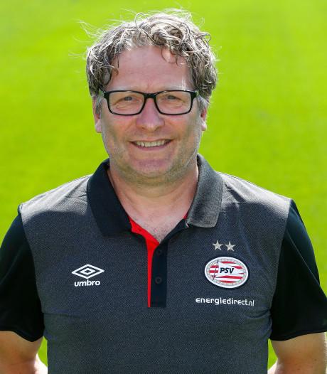 PSV neemt na seizoen afscheid van video-analist Wim Rip