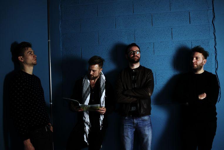 De Antwerpse band TWOFVCE speelt op 2 augustus op Linkerwoofer.