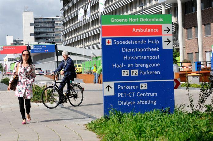 Het Groene Hart Ziekenhuis in Gouda.