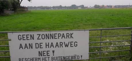 'Groene stad' Wageningen: zonneveld maar ook compensatie