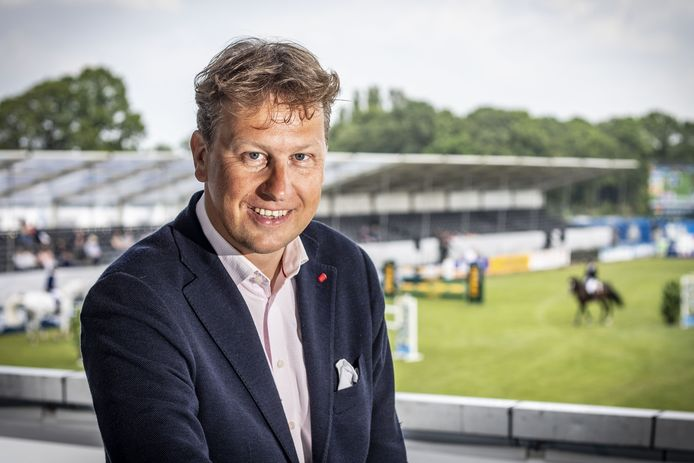 Rob Maathuis, organisator van CSI Twente.