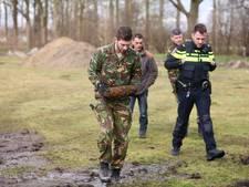 Bom gevonden bij graafwerkzaamheden in Dongen