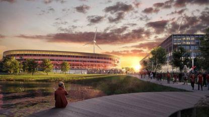 Zo moet het nieuwe stadion van KV Kortrijk eruit zien: 'Kerels' onthullen plannen voor tempel voor 15.000 fans