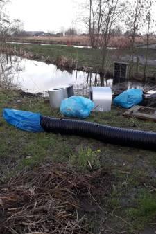Boa van gemeente Lopik is er klaar mee: voor derde dag op rij drugsafval gedumpt
