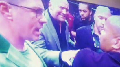 Over knokpartij na fiasco McGregor vloeide al veel inkt, maar deze heldhaftige man breit er met optreden in ring nog opmerkelijke episode aan