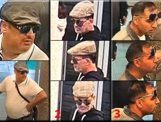 Politie zoekt mannen die geld afhaalden met gestolen bankkaart
