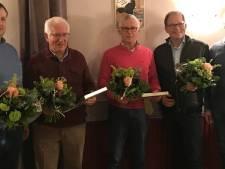 Nijzink 60 jaar lid van Rijssense De Eendracht