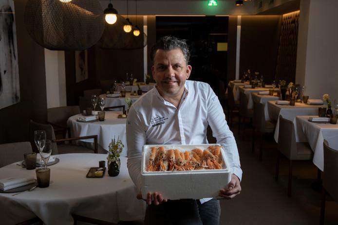 Yuri Wiesen van restaurant Wiesen in Eindhoven.
