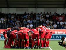 Les Red Lions s'inclinent aux shoot-outs