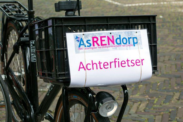 Voor twee afstanden wordt 'de Achterfietser' geparkeerd, tot de volgende editie op zondag 27 juni 2021.