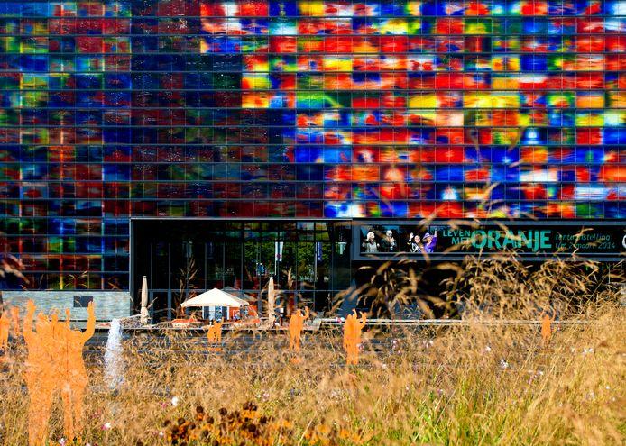 Museum Beeld en Geluid op het mediapark in Hilversum opent in september tijdelijk de deuren voordat het eind oktober wordt verbouwd.