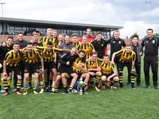 DVS'33 winnaar Veluwe Cup