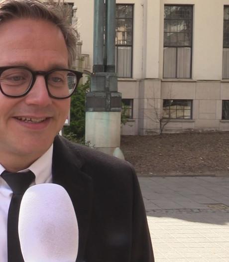 Guus Meeuwis tevreden over optreden voor koning
