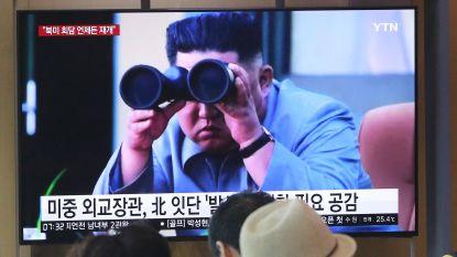 """Noord-Koreaanse raketaanvallen zijn """"waarschuwing"""""""