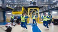 Nieuwe werkplaats NMBS Hasselt houdt treinen vanop afstand in het oog