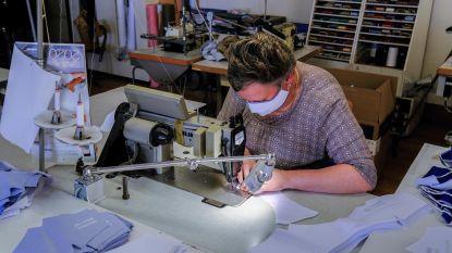 """307.200 mondmaskers voor Zuid-West-Vlaanderen midden mei af: """"Veilig, kwaliteitsvol en comfortabel"""""""