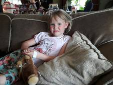 OM laat hond die Evelina (6) in Diepenheim beet inslapen