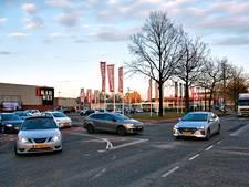 Chaos na afsluiting Europaweg in Oosterhout