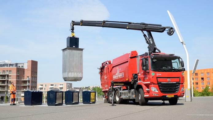 E-Trucks Europa in Westerhoven levert een tweede waterstoftruck voor afvalbeheer in Groningen.