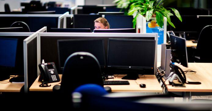Veel werknemers zijn eenzaam.