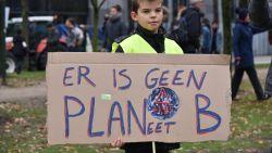 """Jongeren van """"Spijbelen voor het klimaat"""" protesteren donderdag in Brussel"""