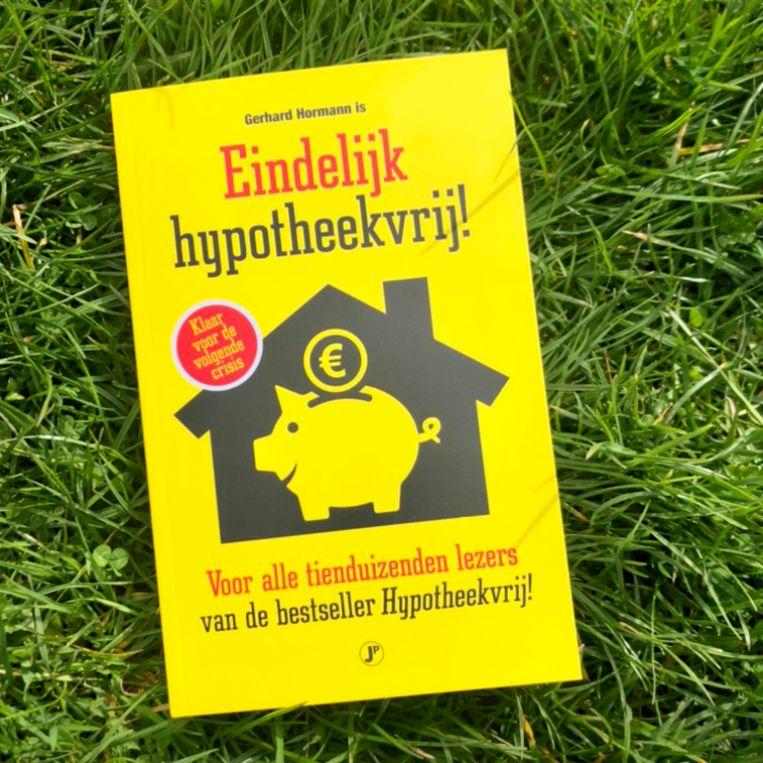 Nieuw boek: 'Klaar voor de volgende crisis.' Beeld Margriet Oostveen