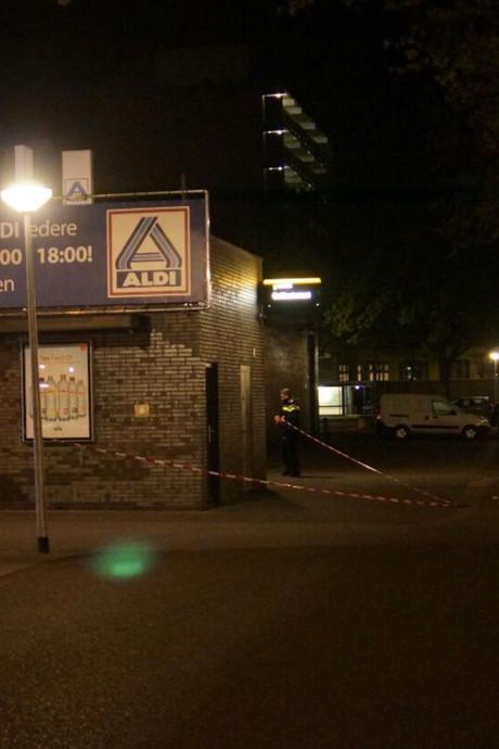 Plofkraak mislukt in Doetinchem, vermoedelijke vluchtauto uitgebrand teruggevonden