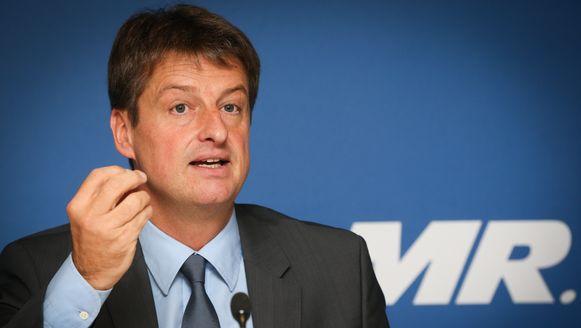 MR-voorzitter Olivier Chastel.