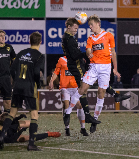 FC Winterswijk voorkomt feestje bij Longa'30