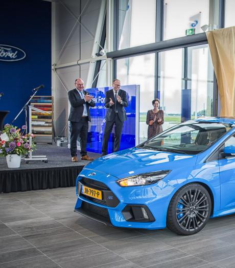 Autobedrijf Ford Van Putten overgenomen door Van Mossel Groep