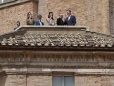 Slachtoffers Chileense pedofiele priester op bezoek bij paus
