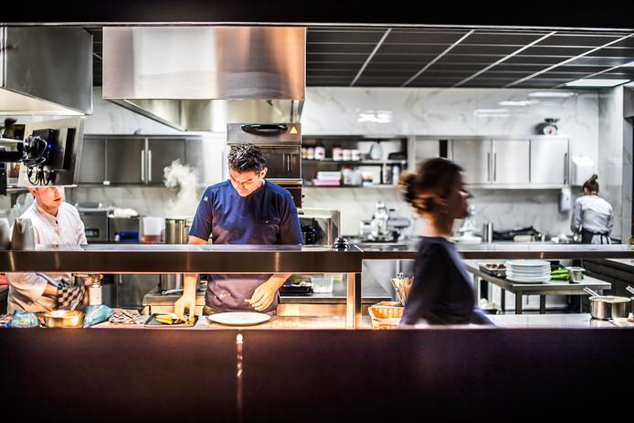 Restaurant LETS in Oosterbeek.