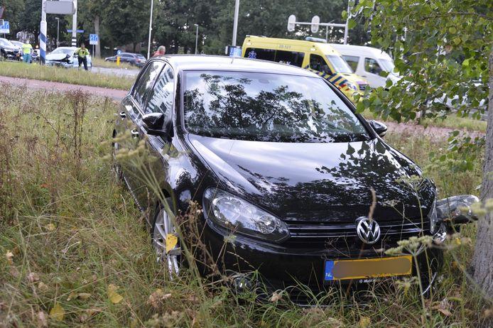 Ongeval Loevensteinstraat Breda.