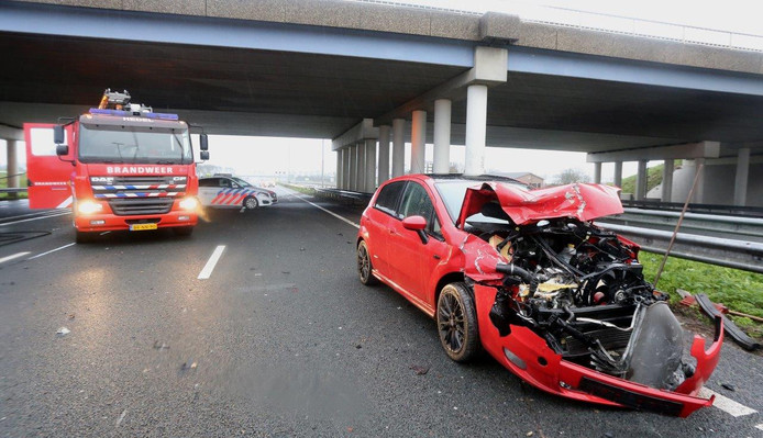 Ongeval A2