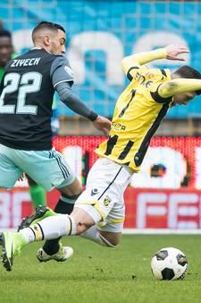Klaassen leidt Ajax naar zege op Vitesse