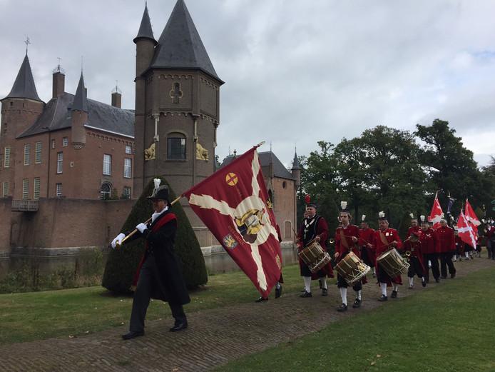 De eerste Brabantse Gilderuitersdag.