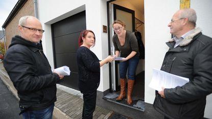 'Red Melsbroek' houdt petitie tegen sociale woningen