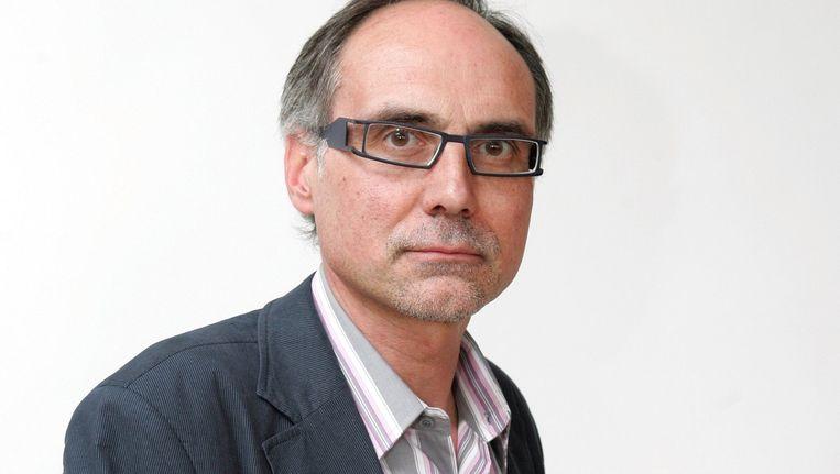 Marc Van de Looverbosch, voorzitter Vereniging van Journalisten.