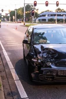 Meerdere gewonden bij ongeval in Amersfoort