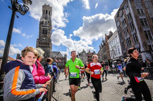 Deelnemers van Dwars door Brugge