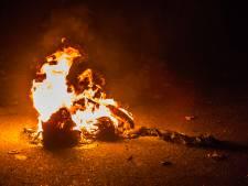 Weer buitenbrandje bij sport- en wandelpark Molenwijk in Boxtel