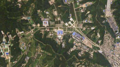Satellietbeelden tonen mogelijke bouw van raket in Noord-Korea